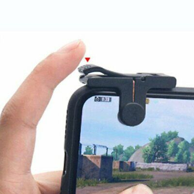 Mobile Phone Gaming Trigger Fire Button Aim Key Mobile Game Shooter Controller M