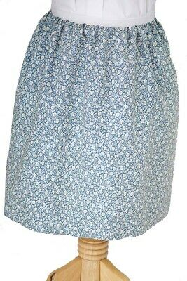 GIRLS History School Curriculum WARTIME 1940'S  FLORAL SKIRT All Ages/3 Colours
