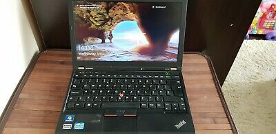 LENOVO Thinkpad X230i Intel Core i3 4GB Ram 120GB SSD Laptop