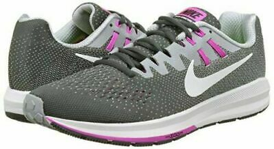 outlet store 2ba50 49f88 Neuf Nike Femme Femmes Air Zoom Structure 20 Chaussures Taille 12 849577 006