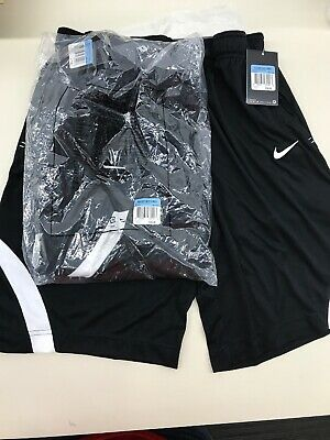 sale retailer 7a431 1233b mens nike dri fit shorts Medium (2pr)