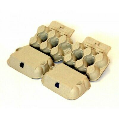 Egg cartons (New - half dozen size)(288)