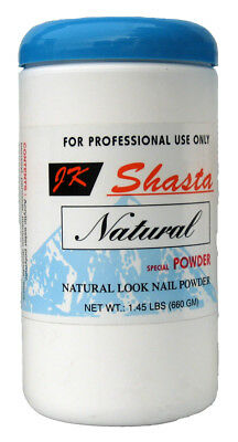 JK Shasta Acrylic 660 gram  Powder import USA For Professional Use Only