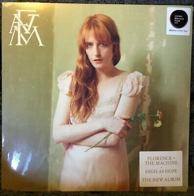 FLORENCE + THE MACHINE - High As Hope -  Vinyl LP NEW & SEALED