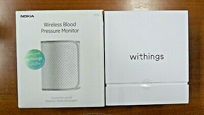 Withings/Nokia | BPM – Wireless Blood Pressure Monitor (A133)