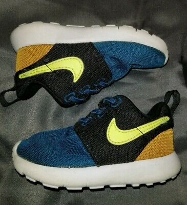 9e05a8d913b5b Infants Toddlers Nike Roshe One Shoes Size 5c