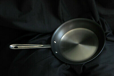 all clad stainless steel 10 inch hybrid pfoa free nonstick fry pan