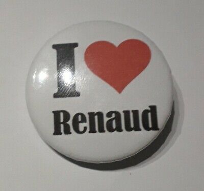 Badge 32mm Renaud n°12