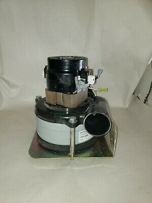Tennant 750 carpet extractor parts machine GOOD USED VACUUM MOTOR # 116114-00