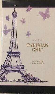 Avon Parisian Chic Eau De Parfum For Her 50 Ml 107 Oz Brand New