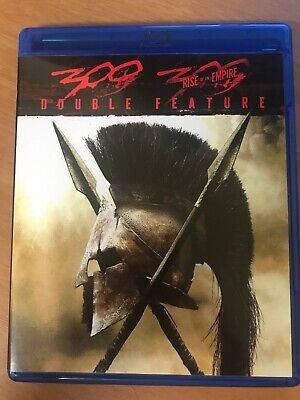 300 / 300: Rise Of An Empire [Blu-ray] 2 Pack Double Feature