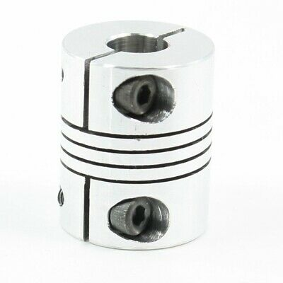3X(6mm to 8mm CNC Stepper Motor Shaft Coupling Coupler for Encoder U4L8)