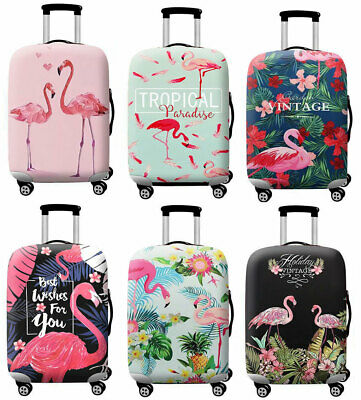 """Dustproof Elastic 18""""-32"""" Protector Luggage Cover Dust Trolley Suitcase Bag Case"""