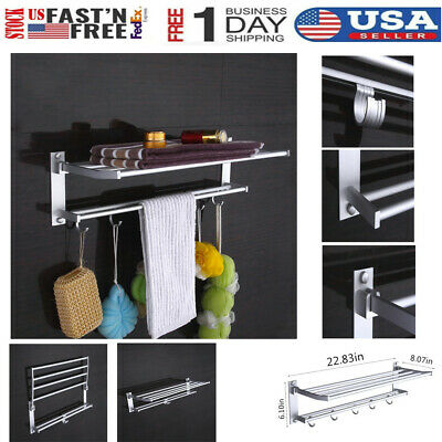 Bathroom Shelf Shower Shelf Caddy Rustproof Bath Organizer Rack Bottles Holder