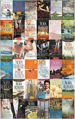 Nora Roberts 's EBOOK Collection (Epub/Mobi/Pdf) 187 ebooks email download