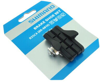 Shimano R55C4 BR-5710 Cartridge Brake Shoes Pads Set fits BR-6810/9010..READ