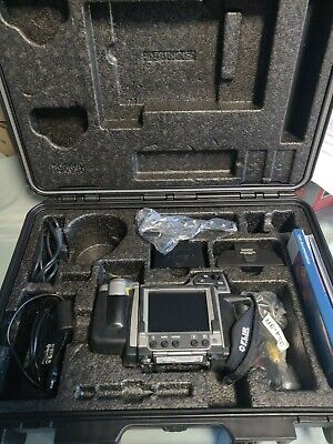 FLIR T335 THERMAL IMAGING INFRARED CAMERA FULL KIT HARD CASE Extras MSRP $10k+