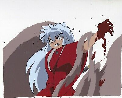 Anime Cel Inuyasha 105 299 99 Picclick