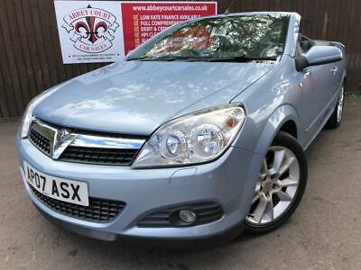 2007 Vauxhall Astra 1.9 CDTi Design Twin Top 2dr