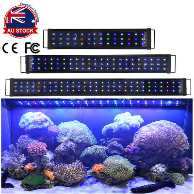 60-120 CM Aquarium LED Lighting 2ft/3ft/4ft Marine Aqua Fish Tank Light