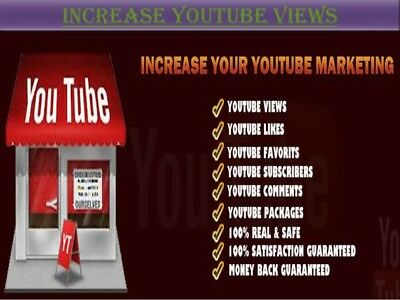 You tube Services