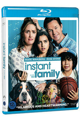 (Presale) Instant Family - Blu-ray, DVD (2019) / Pick format!