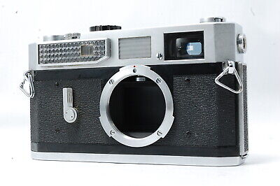 **For Parts** Canon Model 7 Rangefinder Film Camera Body Only  SN820340