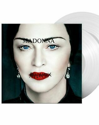 Madonna - Madame X - Limited Edition Clear 2 LP - preco 14-06-19