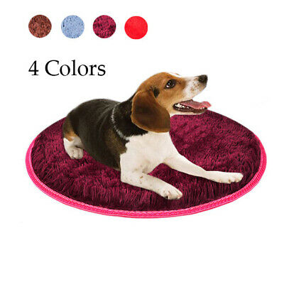 Flannel Pet Bed Soft Waterproof Cat Dog House Cushion Puppy Kennel Dog Mats Pads
