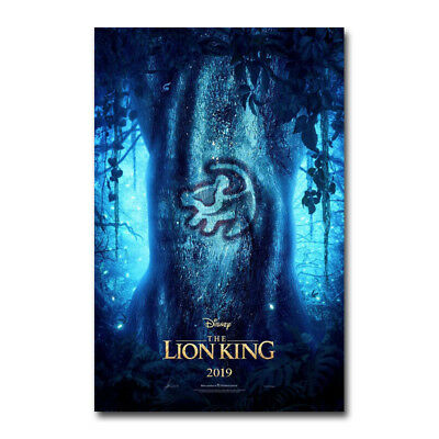 The Lion King Hot Movie Art Canvas Poster Print