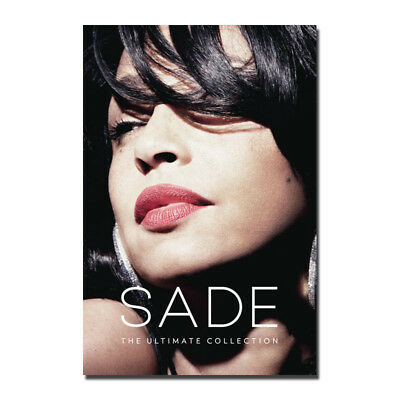 Sade The Ultimate Collection Poster Wall Canvas Print 8x12 24x36 inch
