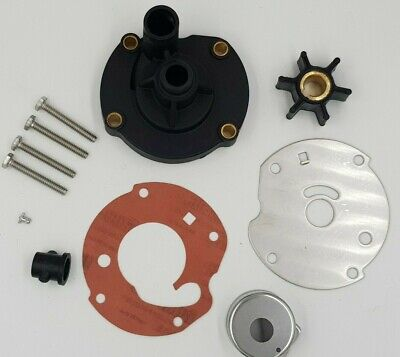 Water pump impeller kit Johnson Evinrude 5.5 6 7.5 hp 2st outboard 763758 391391