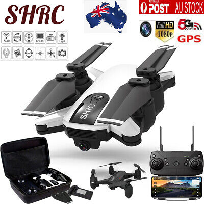 Drone RC Drones x Pro 5G With 1080P HD Camera GPS WIFI FPV Foldable Quadcopter🔥