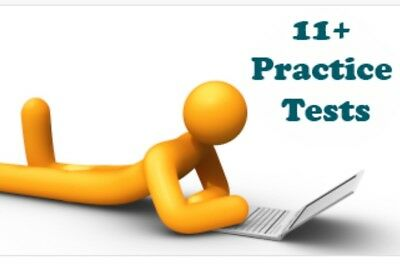 11 Plus + 4 Cem Style Test Papers Full Answers/Explanations *Sent Via Email*