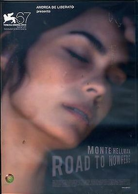 Dvd MONTE HELLMAN ROAD TO NOWHERE - (2010) Shannyn Sossamon ...NUOVO