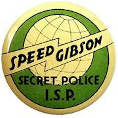 Speed Gibson, 178 Old Time Radio Shows, Detective Crime Drama mp3 DVD