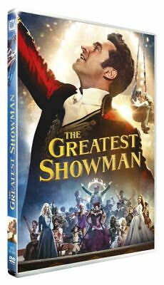 The Greatest Showman Dvd  Coffret  Neuf Sous Blister
