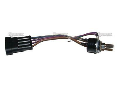 Ford/New Holland Heater Blower Switch(106613)
