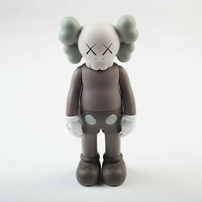 KAWS - Companion (Brown) - Vinyl sculpture Open edition Unopened box
