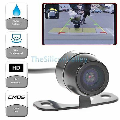170°Wide CMOS Anti Fog Waterproof Car Rear View Reverse Backup Night Of CameGP