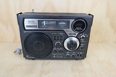 Vintage National Panasonic DR 26 Portable Radio Boombox Stereo Panasonic