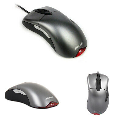 bc462ddf7d9 5D USB Wired Game Mouse Microsoft IntelliMouse Explorer Engraved version  IE3.0