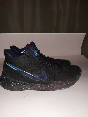 b9d84753c115 NIKE KYRIE 3 Flip The Switch Black PS PreSchool Size 1Y 869985 003 ...