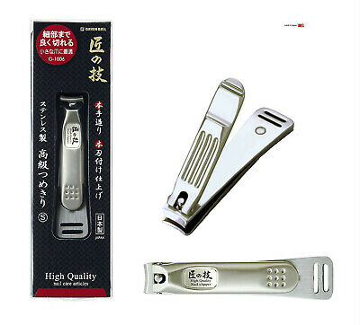 Green Bell G1006 : tagliaunghie (piccolo)  in acciaio inox made in Japan