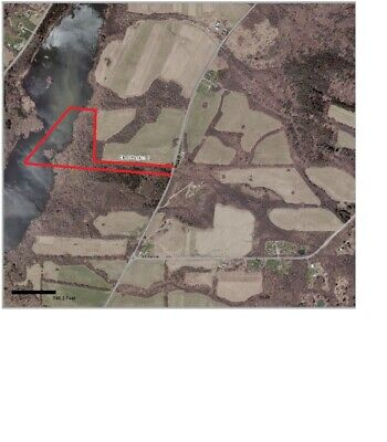 18 Acres NY recreational land, lakefront, hunting, fishing, boat, hike, build