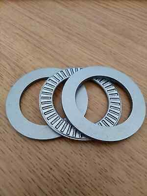AXK Needle Roller Thrust Bearing Complete With 2 AS Washers