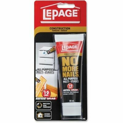 LePage No More Nails All Purpose Adhesive 1673142