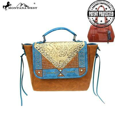 b1234d983 MONTANA WEST BLING Bling Collection Concealed Handgun Crossbody Bag ...