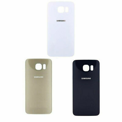 Housing Back Door Battery Glass Rear Cover Case for Samsung Galaxy S6 & S6 edge