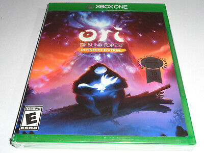 New Ori and the Blind Forest Definitive Edition Microsoft Xbox One Game